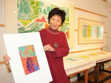 Oaskville artist Naoko Matsubara honoured with commendation