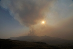 Fire crews battle smoky conditions and flames-Image1