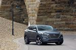 Hyundai Tucson and Sonata earn IIHS top safety pick and awards-image1