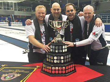 Glenn Howard wins Ontario Tankard men's curling championship