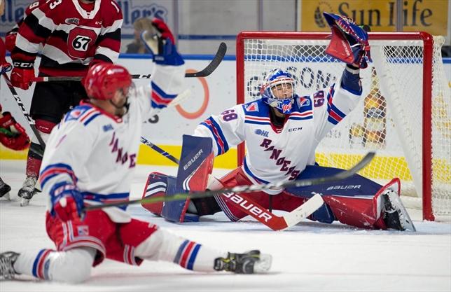 Trio of Rangers to represent Canada