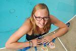 Swimmer Hannah Genich