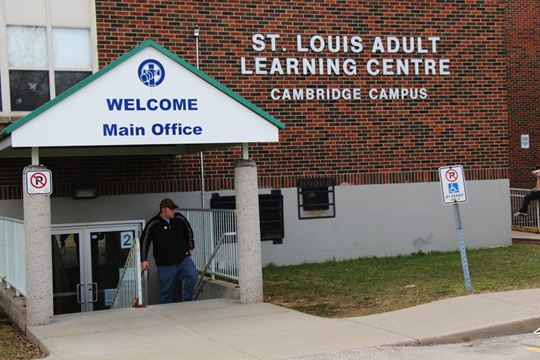 Adult center kitchener learning louis st