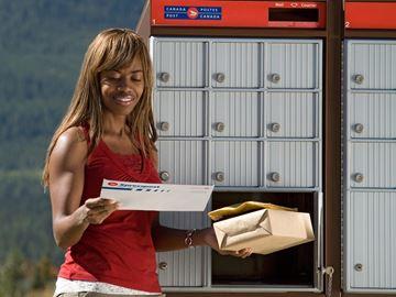 Community mailbox consultation