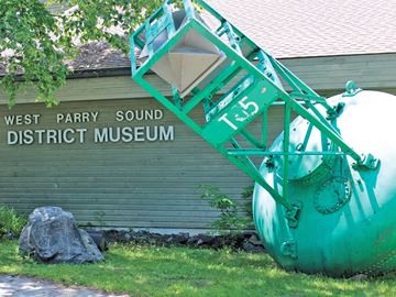West Parry Sound District Museum