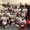 Winterhawks Atom LL #1 wins tournament