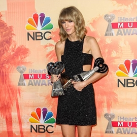 Taylor Swift leads iHeartRadio nods-Image1