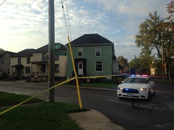 Kingston Police investigate homicide