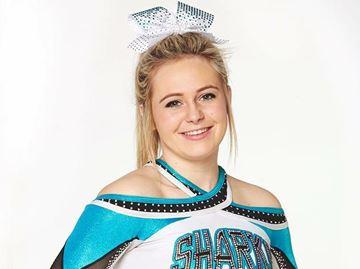 Milton cheerleader full of pep on ABC Spark reality show