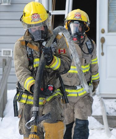 Barrie plans to build temporary fire training facility