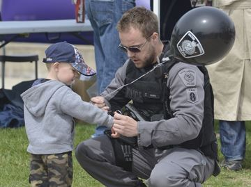 Halton residents invited to celebrate Police Day on Saturday