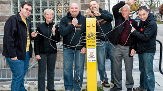 Suds-ational honour for Georgetown event