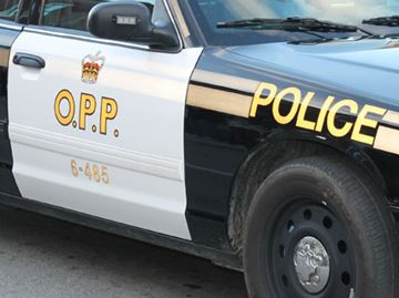 Driver caught with open liquor in Grey Highlands