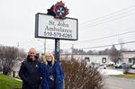 St. John Ambulance partnership