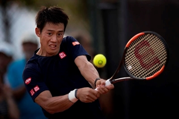 Top-seeded Nishikori upset by Bellucci in first round in Rio-Image1