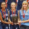 Basketball team from Midland's St. Theresa's Catholic High School wins gold