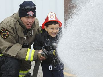 Fire Prevention Week kicks off in Milton
