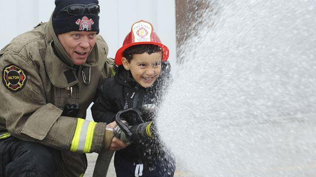Fire Prevention Week kicks off in Milton