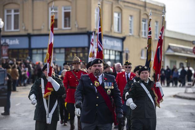 Scugog to remember its war heroes, honour veterans on Nov. 11