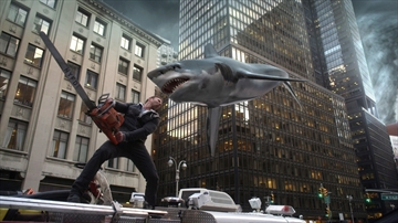 'Sharknado 2' touches down on Space-Image1