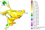 Drought Watch map