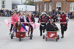 SMSF bathtub races