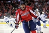 Ovechkin scores twice as Capitals blank Maple Leafs 4-0-Image1