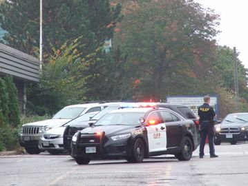 Weapon report led to lockdown at Orillia Secondary School