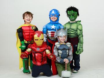 Oakville Parent-Child Centre combines Spaghetti & Superheroes