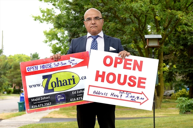 TREB, realtor concerned about 'consequences' over Richmond Hill's open house sign bylaw