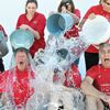 ALS Ice Bucket challenge in Scugog