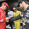 Hinchcliffe auctioning firesuit for Make-A-Wish Canada