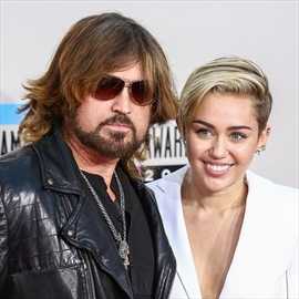 Billy Ray Cyrus: Patrick Schwarzenegger is a 'good boy'-Image1