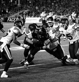 Victory at Lansdowne for RedBlacks– Image 1