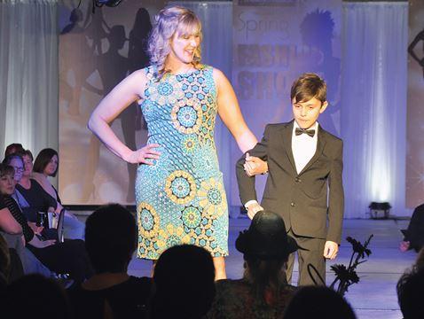 Community Living Huronia Fashion Show