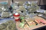 Police conduct drug investigation