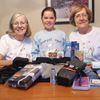 Birthday girl helps Midland-area charity