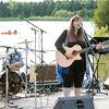 Island Lake stage