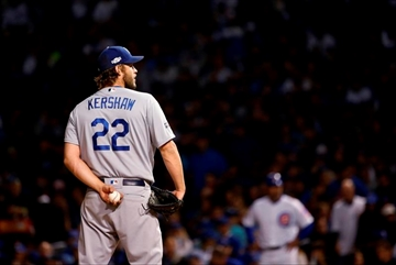 Kershaw struggles; Dodgers search for 1st title since 1988-Image1
