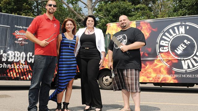 Oshawa food trucks