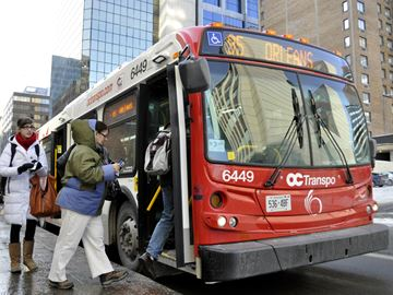 Transit fees would rise 2.5 per cent if budget adopted