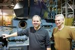 Restored German tank at CFB Borden full of history and mystery