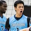 Sheridan improves playoff hopes with sweep