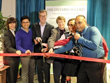 AIDS Committee of Ottawa opens new home