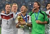 Germany top of FIFA rankings after World Cup win-Image1