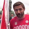 Mark Oldershaw named Pan Am flag-bearer