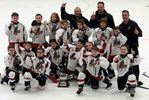 1-0 OT win over Vaughan clinches title