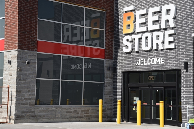 The Beer Store now open in East Gwillimbury, Stouffville