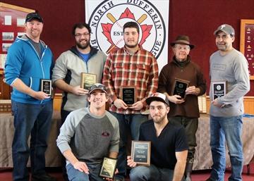 North Dufferin Baseball League a