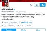 Peel Police Hack